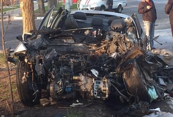 В Воронеже в ДТП погибли два жителя Ростовской области