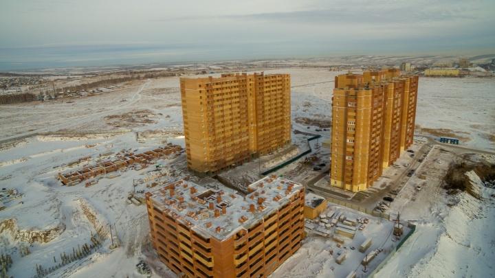 Красноярский край оказался в лидерах по числу новых проблемных долгостроев