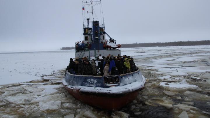 Снова на связи: буксирное сообщение между Архангельском и островами полностью открыто