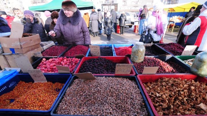 Смотрите, куда пойти за мясом и фруктами: в Екатеринбурге утвердили новый план ярмарок