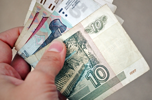 Прожиточный минимум красноярцам увеличивают на 350 рублей