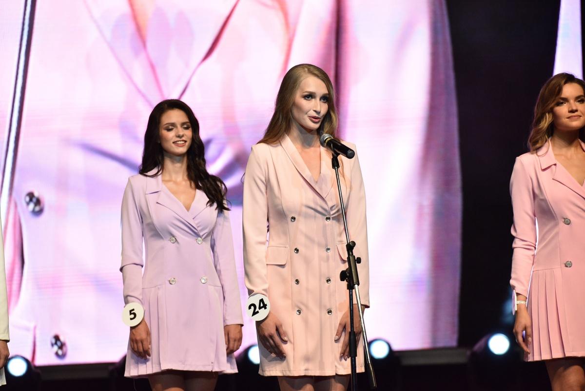 «Мисс Екатеринбург» в режиме онлайн: главной красавицей города стала 20-летняя Арина Верина