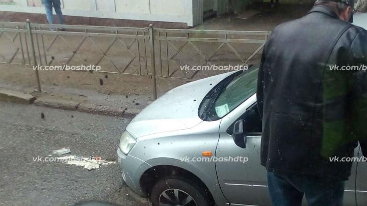 Утро автомобилистки из Уфы испортил канализационный люк: кто за это заплатит?