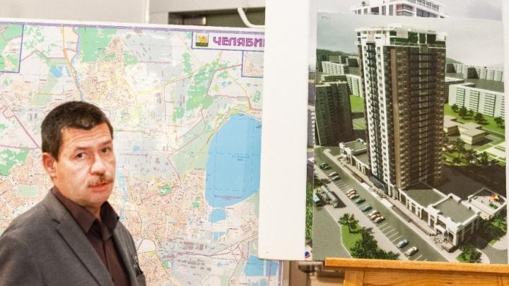 Вместо парковки магазины: в элитном жилом комплексе Челябинска поменяли планировку