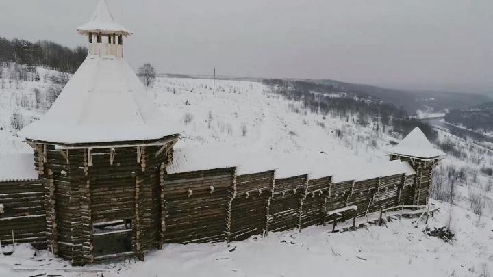 Крепости и селения: в Прикамье строят декорации для съемок фильма «Сердце Пармы»