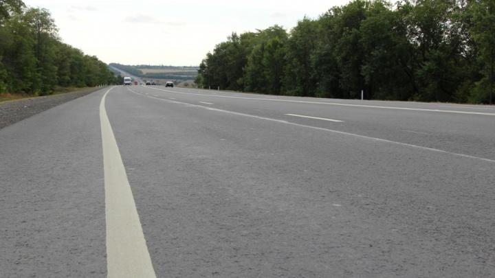 Дорожники отчитались о досрочном завершении ремонта участков федеральных трасс на Дону