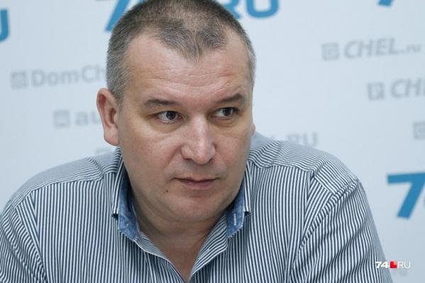 Евгений Крехтунов будет курировать работу МУП «ГорЭкоЦентр», ЖКХ и другие вопросы