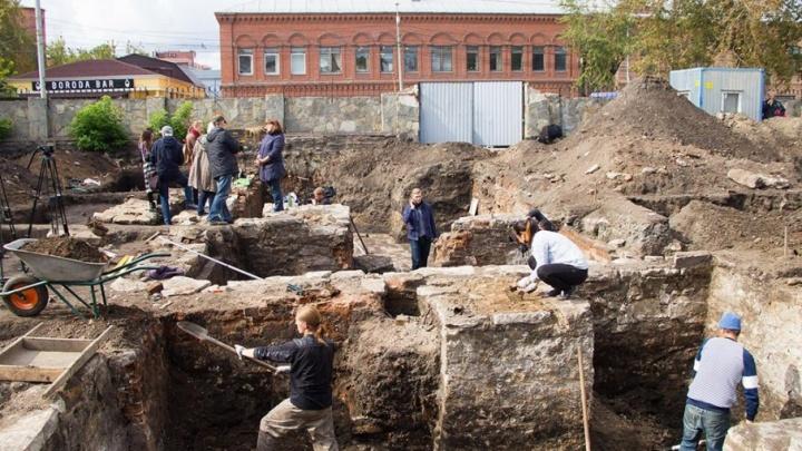 Гостиница вместо водочного завода: в историческом центре Челябинска начали строительство отеля