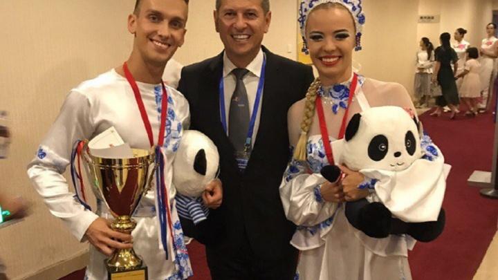 Пермяки с «Русской душой» победили на чемпионате мира по танцам