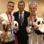 Пермские танцоры с «Русской душой» победили на Чемпионате мира по танцам