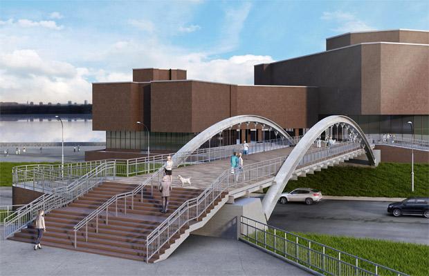 Новый мост у БКЗ губернатор пообещал построить в нынешнем году