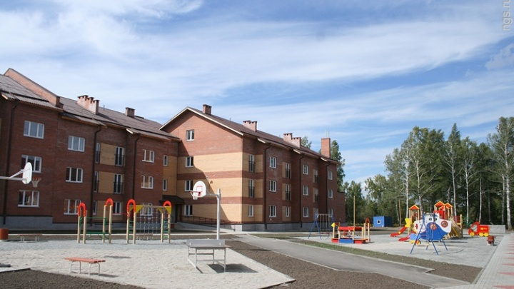 Областные строители решили возвести жилой комплекс в пригороде Новосибирска