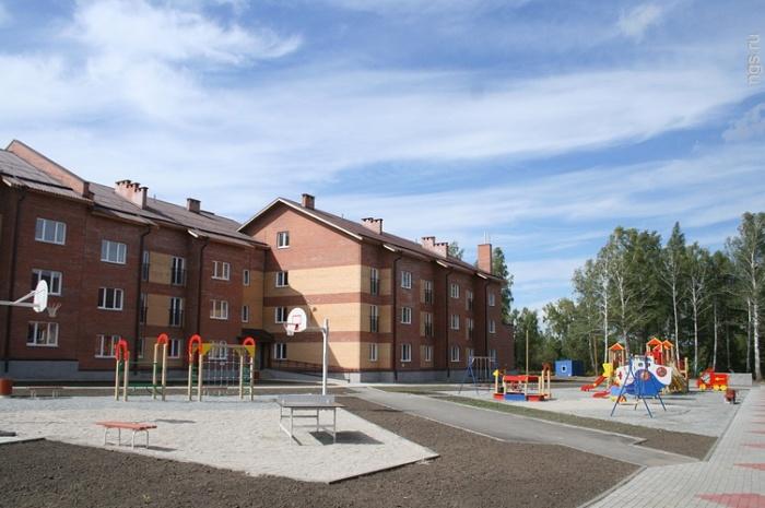 Областное агентство жилищного строительства построит микрорайон рядом с первыми доходными домами в Ложке