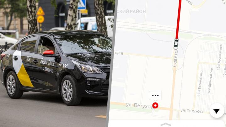«Яндекс.Такси» объяснило долгое ожидание машин жарой