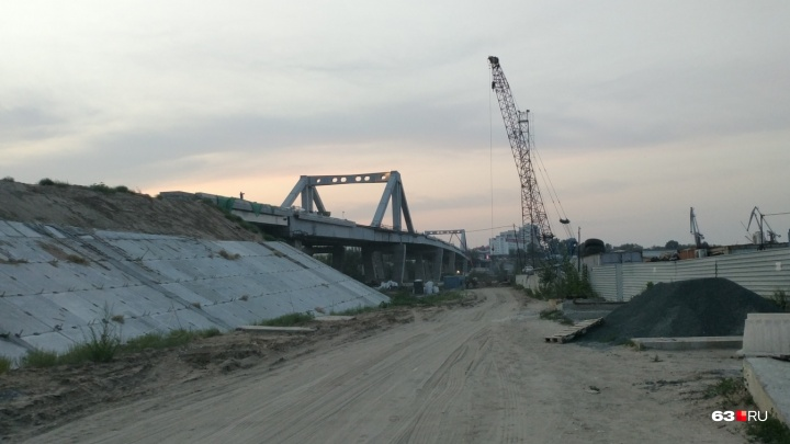 Суд обязал Минтранс Самарской области построить новую дорогу