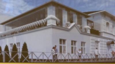 На крыше исторического здания в Ярославле хотят открыть ресторан