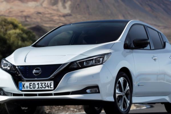 Nissan Leaf может проехать на одной зарядке 285 километров