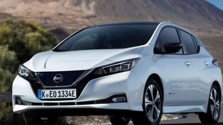 Новосибирцы купили за год 4 новых электромобиля — все марки Nissan