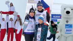 Покажи свой Instagram: смотрим, как нижегородцы успели порадоваться снегу на «Лыжне России — 2020»