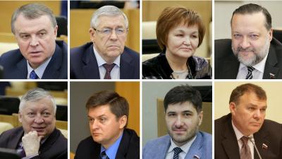 Наши в Госдуме: сколько заработали депутаты от Тюменской области в 2018 году (вам и не снилось)