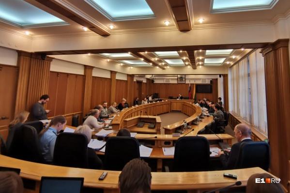 Депутаты предложили проект правил, по которым глава Екатеринбурга будет отчитываться за свою работу, но он не понравился мэрии