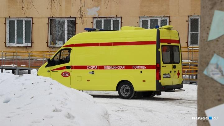 Два человека погибли, один в больнице: на трассе Омск — Тара произошла страшная авария