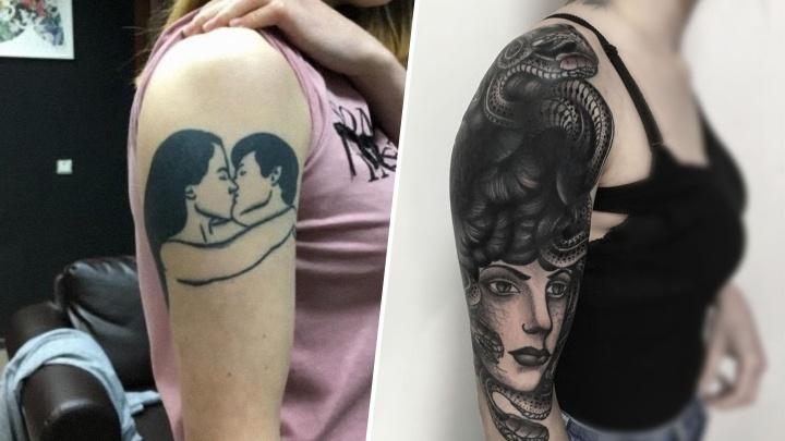 Перебейте это немедленно: 15 неудачных татуировок, которые превратили в шедевры