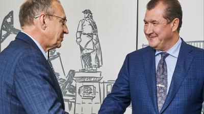 Генеральный директор пермского предприятия отмечен наградой за заслуги перед городом