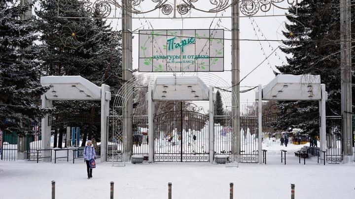 Омский парк 30-летия ВЛКСМ закупает карусель с машинами и мотоциклами