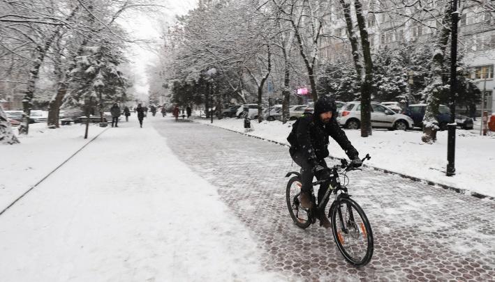 «Проблему пробок все равно не решим»: в Ростове к 2020 году построят велодорожки вдоль Темерника