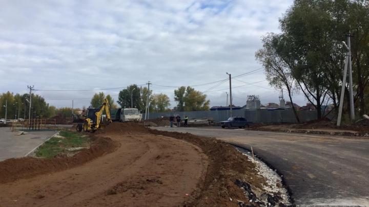 «И установят памятный знак»: стало известно, когда откроют новые дороги в Волгаре