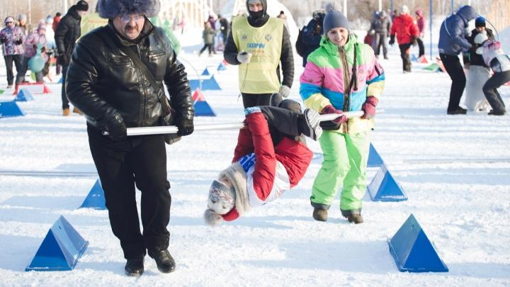 Забеги сильных жён, лыжи с чемпионами и поиск работы: чем заняться на тёплых выходных с семьёй