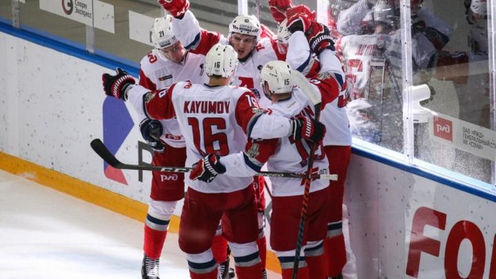 «Локомотив» вышел во второй раунд плей-офф: когда определится соперник