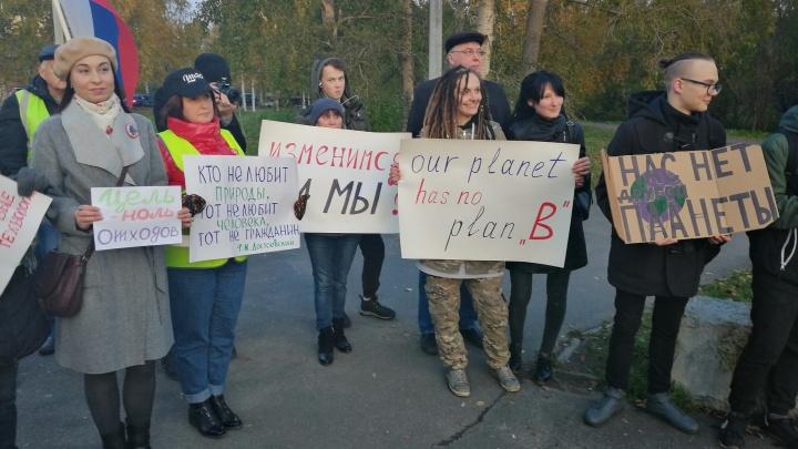 «Планету лихорадит»: архангелогородцы вновь поддержали всемирную климатическую забастовку