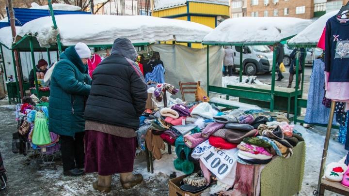 Самарские депутаты поддержали законопроект об ужесточении правил уличной торговли