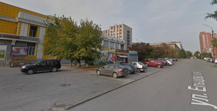 Парковку запретили возле Дома национальных культур имени Заволокина