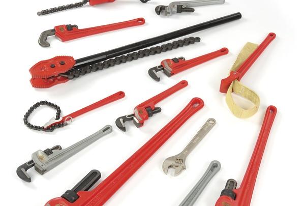 Оборудование и ключи RIDGID можно купить со склада в Омске