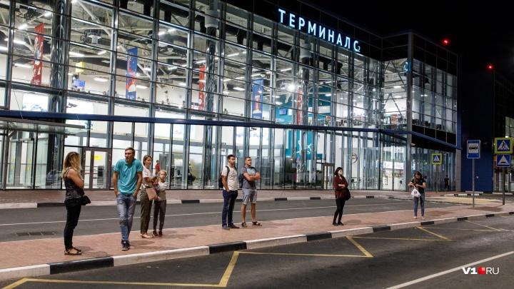 Рейс из Шереметьево в Волгоград задерживается в связи с пожаромSU 1492