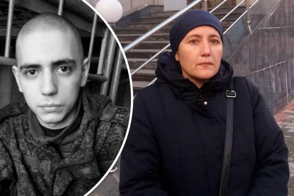 Рано Пахотина считает, что расследованием истинных причин смерти ее сына никто не занимался
