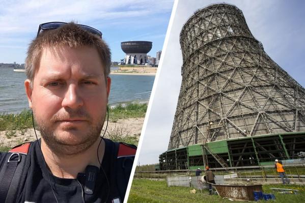 Блогер Александр Попов рассказывает, из чего формируется тариф на тепло и почему в Новосибирске нужно повышать цены