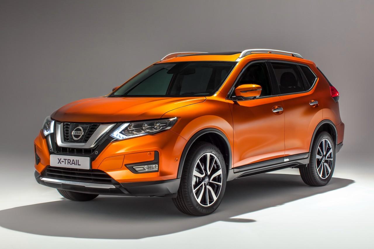 Производство обновлённого Nissan X-Trail началось на заводе под Питером, цены стартуют от 1,574 млн до 2,234 млн рублей