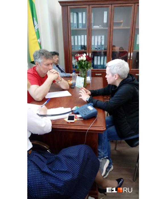 Юлия Савиновских, на опеку заступничество мэра не подействовало