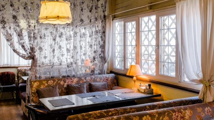 Где в Перми можно поесть на свежем воздухе. Обзор летних веранд при ресторанах и кафе. Часть 2
