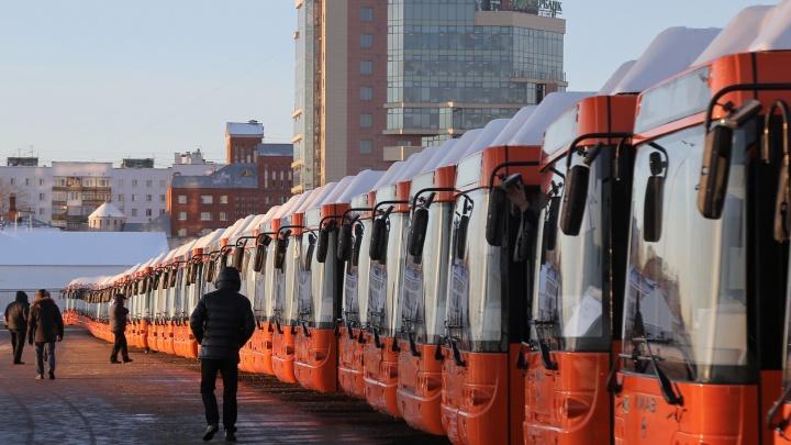 «Начнем возвращать старые маршруты». В Нижний Новгород пришла вторая партия автобусов