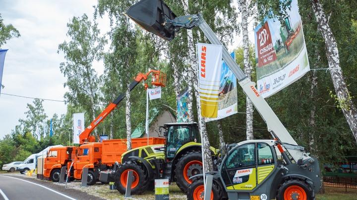 Компания «Омскдизель» приняла участие в Сибирской агротехнической выставке-ярмарке «Агро-Омск-2017»