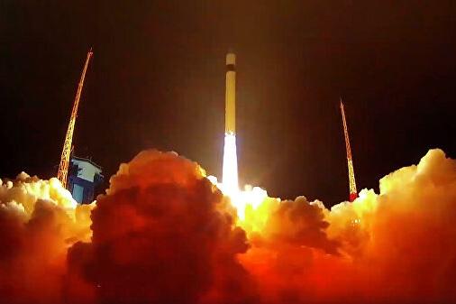Всего в течение 2019 года боевые расчеты Космических войск ВКС провели с Плесецка 8 пусков ракет космического назначения