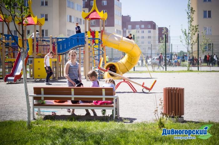 Район счастливого детства (фото)