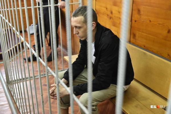 Владимир Васильев в суде
