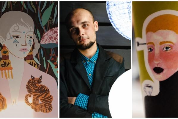 Уже дважды тюменские заведения без спроса использовали работы зарубежных художниц. ГарикАмирханян считает, что пора положить этому конец