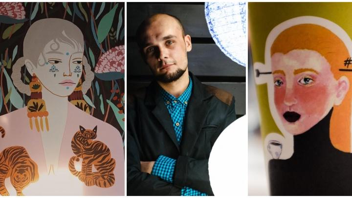 Бизнес против художников: почему в Тюмени воруют чужие работы, не желая платить за авторское право